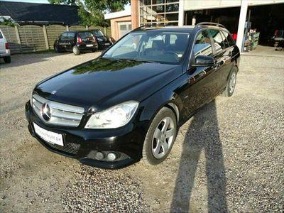 brugt Mercedes C200 CDi Avantgarde stc. BE