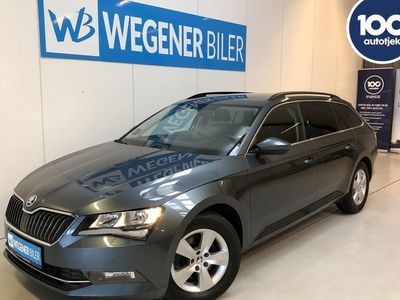 second-hand Skoda Superb Combi 2,0 TDI Ambition DSG 150HK Stc 6g Aut.