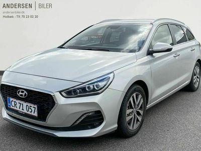 brugt Hyundai i30 Cw 1,4 T-GDI Premium DCT 140HK Stc 7g Aut.