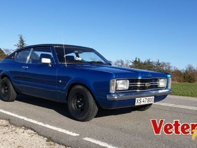 brugt Ford Taunus Coupe
