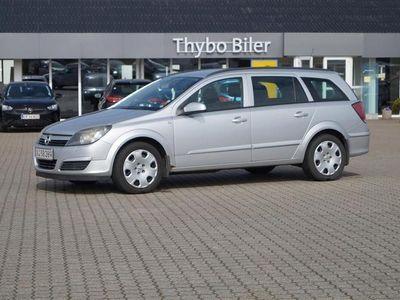 brugt Opel Astra Wagon 1,4 Twinport Enjoy 90HK Stc