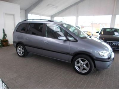 brugt Opel Zafira 1,8 16V Limited 125HK