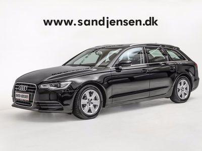 brugt Audi A6 3,0 TDi 204 Avant quat. S-tr. Van, 5d