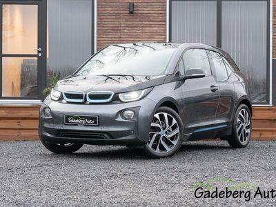 begagnad BMW i3 REX aut.