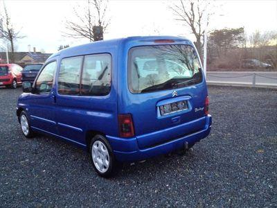 brugt Citroën Berlingo 1,6 i 16V Family 110HK