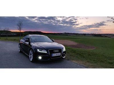 brugt Audi A5 2,0 TFSi 211 Coupé quat. tip., Benzin