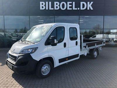 brugt Peugeot Boxer 335 2,0 BlueHDi 130 Db.Kab m/lad L3