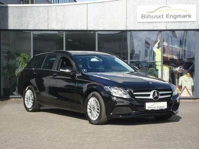 brugt Mercedes C220 2,2 BlueTEC st.car aut.