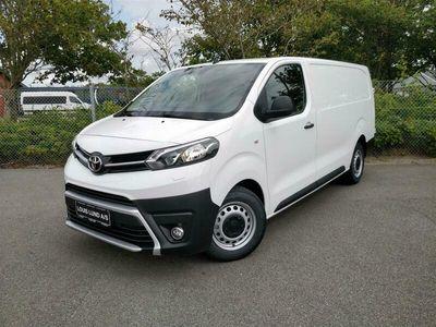 brugt Toyota Proace Long 2,0 D Comfort Navi 120HK Van 6g B