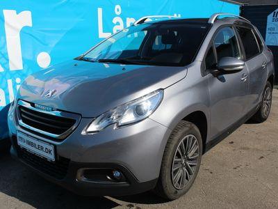 used Peugeot 2008 1,2 VTi 82 Active Sky 5d