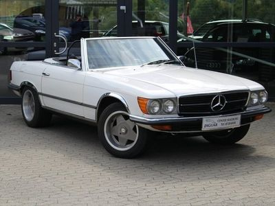 begagnad Mercedes SL450 4,5 Cabriolet aut.