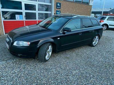brugt Audi A4 1,9 TDi 115 Avant