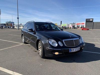 brugt Mercedes E280 CDI aut. 190HK