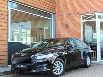 brugt Ford Mondeo 2,0 TDCi ECOnetic Trend 150HK 5d 6g A+