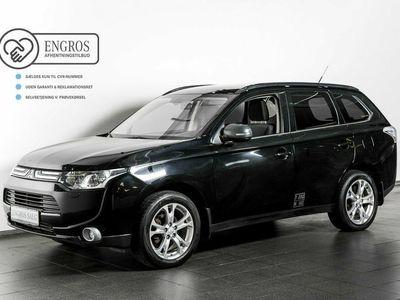 usata Mitsubishi Outlander 2,2 DI-D 150 Intense 4WD Van