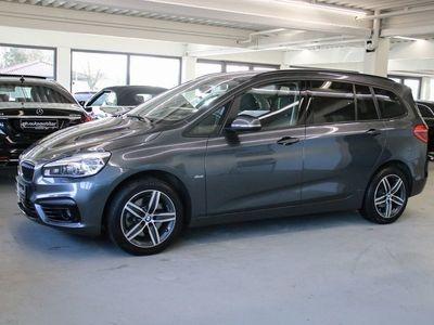 brugt BMW 220 Gran Tourer d 2,0 Sport Line aut. 7p