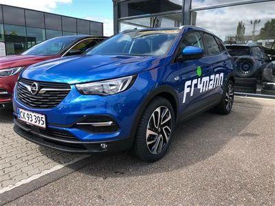 brugt Opel Grandland X 1,2 T Excite Start/Stop 130HK 5d 6g