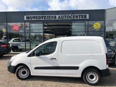brugt Peugeot Partner 1,6 BlueHDi 75 L1 Van