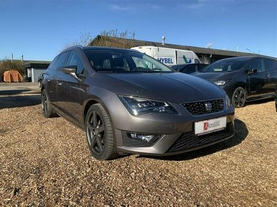 brugt Seat Leon 1,4 TSI ACT FR Start/Stop DSG 150HK Stc 7g Aut.