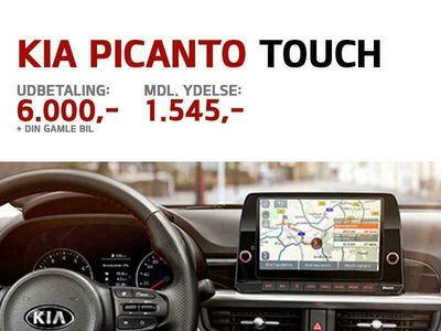 brugt Kia Picanto 1,0 MPI Upgrade 67HK 5d