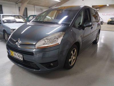 brugt Citroën C4 Picasso 2,0 HDi 138 VTR+ aut. Van