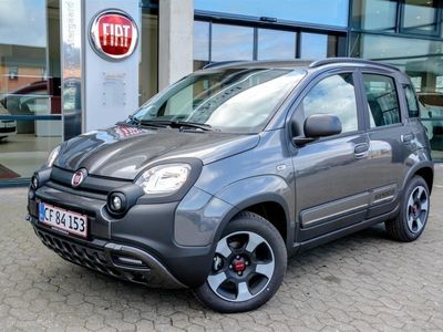 gebraucht Fiat Panda Cross 1,2 City Start & Stop 69HK 5d