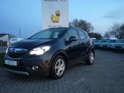 brugt Opel Mokka 1,4 Turbo Enjoy 4x4 Start/Stop 140HK 5d 6g