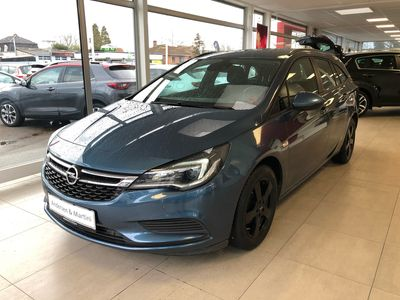 brugt Opel Astra Sports Tourer 1,4 Turbo ECOTEC Enjoy 150HK Stc 6g Aut.