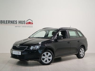 used Skoda Fabia 1,0 TSi 95 Ambition Tour Combi