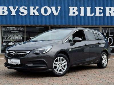 brugt Opel Astra 1.0 T 105 Enjoy ST
