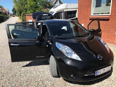 gebraucht Nissan Leaf el EL Acenta 24 kWh 109HK 5d Aut.
