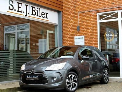 brugt DS Automobiles DS3 BlueHDi 100 Style
