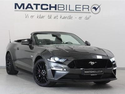 używany Ford Mustang GT 5,0 Ti-VCT 450HK Cabr. 10g Aut.