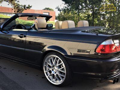 brugt BMW 330 Cabriolet CI