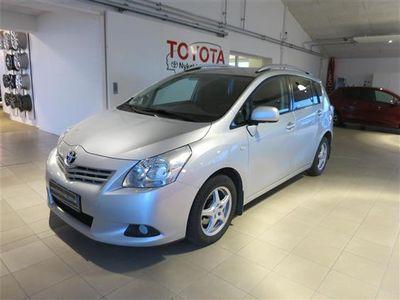 gebraucht Toyota Sportsvan 2,0 D-4D DPF T2 126HK Van 6g