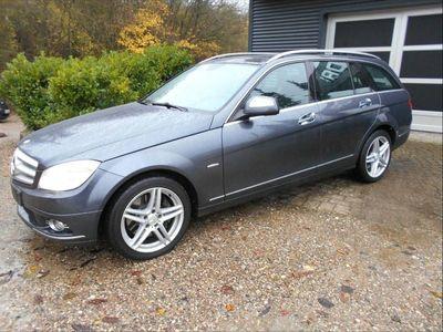 brugt Mercedes C320 T 3,0 CDI 4-Matic 224HK Stc 7g Aut.