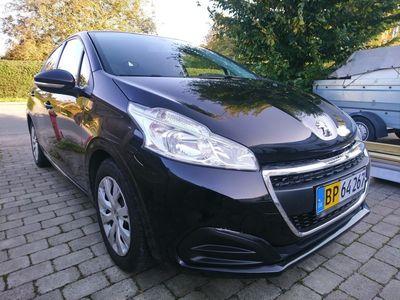 brugt Peugeot 208 Van 1.6 BlueHDi 100 hk 5D