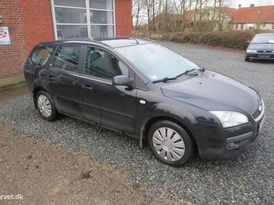 brugt Ford Focus 1,6 VCT Ghia 115HK Stc