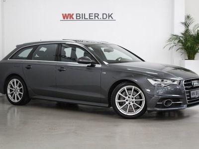 brugt Audi A6 2,0 TFSi 252 S-line Avant quat Str