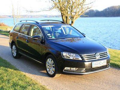 brugt VW Passat 2,0 Variant tdi BMT Comfortline