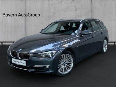 brugt BMW 335 i 3,0 Touring Luxury Line aut.