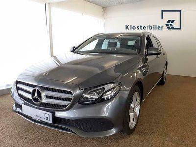 brugt Mercedes E350 T 3,0 Bluetec Avantgarde 9G-Tronic 258HK Stc