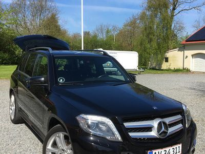 brugt Mercedes GLK350 CDI 4MATIC SUV, 7G-TRONIC PLUS
