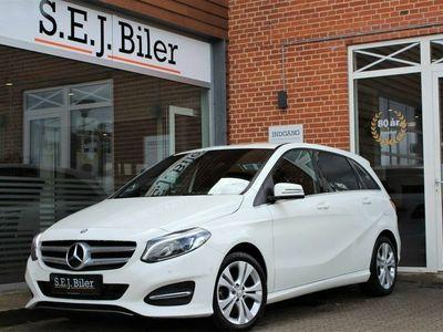 brugt Mercedes B180 1,5 CDi Business 109HK 5d