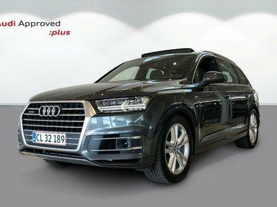 brugt Audi Q7 50 TDi quattro Tiptr.