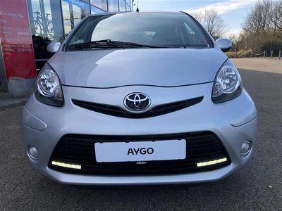 brugt Toyota Aygo 1,0 VVT-I T2 Air 68HK 5d