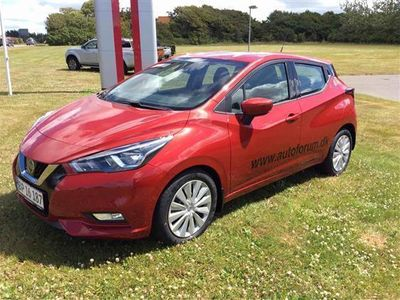 used Nissan Micra 1,5 DCi Acenta 90HK 5d