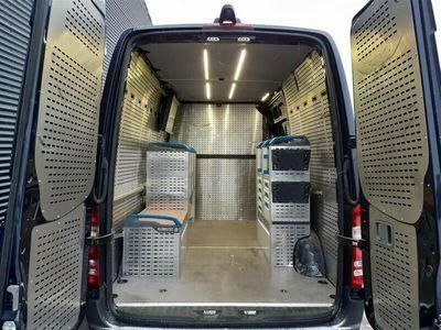 brugt Mercedes Sprinter 316 KASSEVOGN AUT, 2,1 CDI R2 163HK Van 2016