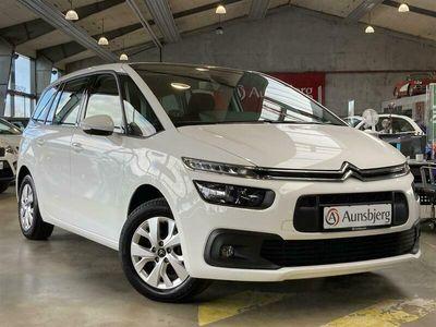 brugt Citroën C4 SpaceTourer Grand1,2 PureTech Iconic start/stop 130HK 6g