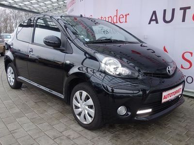 brugt Toyota Aygo 1,0 68HK 5d